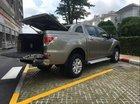 Bán Mazda BT 50 đời 2014, màu vàng cát, nhập khẩu