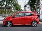 Bán ô tô Toyota Wigo năm sản xuất 2019, màu đỏ, nhập khẩu, giá 390tr