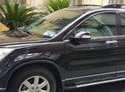 Bán xe Honda CR V 2.4 AT đời 2009, màu đen