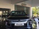 Bán Mitsubishi Triton 4x4 AT Mivec 2019, màu đen, nhập khẩu