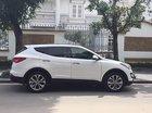Bán Hyundai Santa Fe 2015, màu trắng, xe còn mới