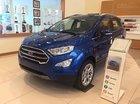 Bán Ford EcoSport Titanium 1.5L AT sản xuất năm 2019, màu xanh lam