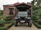 Bán Jeep Wrangler sản xuất 2008, màu xanh lam, xe nhập