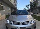 Cần bán lại xe Toyota Corolla altis 1.8G AT sản xuất năm 2011, màu bạc