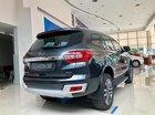 Bán Ford Everest Titanium 2.0L 4x4 AT 2019, màu đen, xe nhập