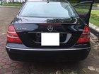 Cần bán xe Mercedes E240 2003, màu đen, giá tốt