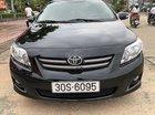 Xe Toyota Corolla altis 1.8G AT năm sản xuất 2009, màu đen
