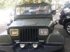 Xe Jeep A2 sản xuất năm 1990, màu xanh lam, nhập khẩu
