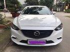 Bán xe Mazda 6 AT 2.5 2015, màu trắng chính chủ, giá tốt