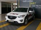 Bán Mazda CX 5 2.0AT 2WD đời 2015, màu trắng, 688 triệu