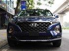 Bán Hyundai Santa Fe xăng đặc biệt 2019, trả góp lãi suất ưu đãi, LH 0976543958