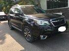 Bán xe Subaru Forester 2.0XT SX 2016, màu đen, đăng ký 4/2016