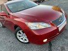 Cần bán xe Lexus ES350 đời 2008, số tự động, màu đỏ, BSTP