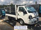 Động cơ Hyundai trên xe tải KIA K250, tải trọng 2,5 tấn, lưu thông thành phố. Xe tại Bình Dương. LH: 0944 813 912
