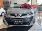 Bán xe Toyota Vios sản xuất 2019, màu xám, 531tr