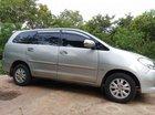 Bán xe Toyota Innova G đời 2011, màu bạc xe gia đình, 420 triệu