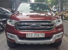 Bán Ford Everest 2.2L Titanium 2016, màu đỏ, xe nhập