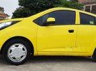 Bán Chevrolet Spark đời 2015, màu vàng, giá tốt