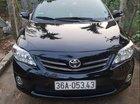 Cần bán xe cũ Toyota Corolla altis đời 2013, màu đen