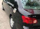 Cần bán Toyota Corolla altis đời 2003, màu đen đẹp như mới giá cạnh tranh