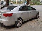 Bán ô tô Kia Cerato đời 2011, màu bạc số tự động