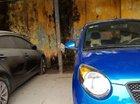 Bán Kia Morning SLX đời 2010, màu xanh lam, chính chủ, giá tốt