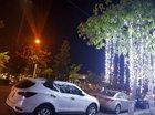 Cần bán lại xe Hyundai Santa Fe đời 2016, màu trắng chính chủ, giá tốt