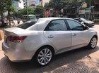 Cần bán gấp Kia Cerato 1.6 AT năm 2011, màu bạc, nhập khẩu