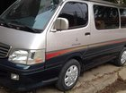 Bán xe Toyota Hiace 2.0 2000, màu bạc, nhập khẩu