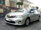 Cần bán lại xe Toyota Corolla altis 1.8G MT năm 2011, màu bạc