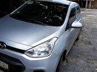 Cần bán xe Hyundai Grand i10 1.0 MT năm 2016, màu bạc, nhập khẩu nguyên chiếc