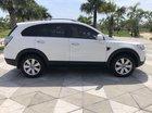 Cần bán xe Chevrolet Captiva LTZ T12/ 2009, màu trắng, số tự động