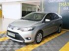 Cần bán Toyota Vios G 1.5AT đời 2018, màu bạc