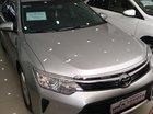 Cần bán Toyota Camry 2.5Q năm 2017, màu bạc