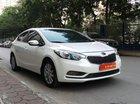 Ô Tô Thủ Đô bán xe Kia K3 1.6 MT 2016, màu trắng, 455 triệu