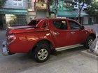 Bán Mitsubishi Triton đời 2013, màu đỏ, xe nhập, giá 375tr