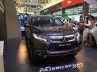 Bán Mitsubishi Pajero Sport 2.4D 4x2 MT năm sản xuất 2018, màu nâu, nhập khẩu