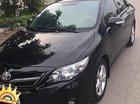 Cần bán Toyota Corolla altis 2.0V 2012, màu đen