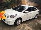 Bán ô tô Hyundai Accent 1.4 AT sản xuất 2011, màu trắng, nhập khẩu
