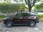 Bán Toyota Fortuner 2.7AT đời 2017, màu nâu, xe nhập