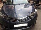 Cần bán xe Altis 2015, số sàn, máy xăng, màu xanh