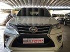 Bán xe Toyota Fortuner 2.7V AT 4x2 năm sản xuất 2017, màu trắng, nhập khẩu