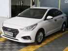 Bán xe Hyundai Accent 1.4AT đời 2018, màu trắng