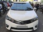 Gia đình cần bán xe Altis 2015, số sàn, màu trắng, gia đình sử dụng