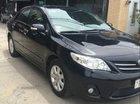 Cần bán gấp Toyota Corolla altis 2012, màu đen số tự động