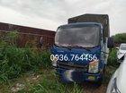 Ngân hàng thanh lý đấu giá xe Veam VT150, xe tải có mui đời 2016, màu xanh lam còn mới, giá tốt 142 triệu