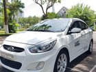 Cần bán Hyundai Accent năm 2011, màu trắng, nhập khẩu nguyên chiếc số sàn