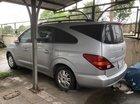Bán Ssangyong Stavic 2013, màu bạc, xe còn mới