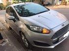 Bán Ford Fiesta sản xuất năm 2014, màu bạc, giá tốt