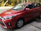 Cần bán Toyota Yaris 1.3G đời 2015, màu đỏ, xe nhập